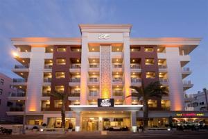Xperia Grand Bali Hotel Alanya Antalya Turkey Dimple Travel