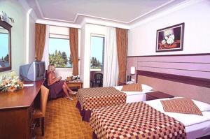 Grand Haber Hotel Kemer Antalya Antalya Turkey Dimple Travel