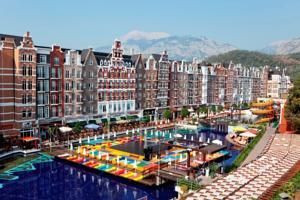Orange County Hotel Antalya Rooms