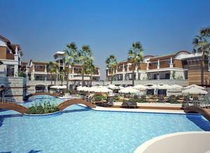 Hotel Kumkoy Beach Resort Spa Homepage