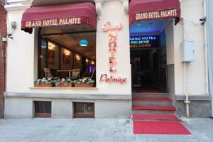 Grand Hotel Palmiye Beyoglu Istanbul Turkey Dimple Travel