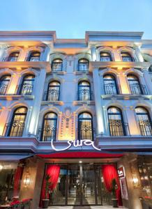 Sura design hotel suites fatih istanbul turkey for Decor hotel istanbul