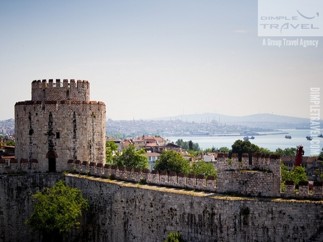 Yedikule Fortress, Information, Reviews, Fatih, Istanbul, Turkey  Dimple Travel
