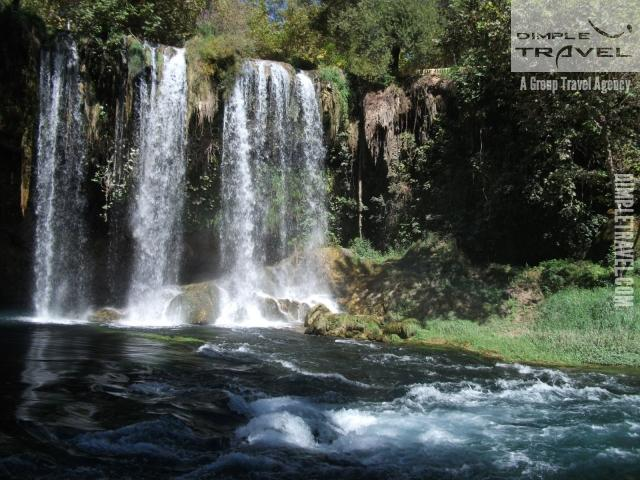 daily duden waterfall antalya tour turkey antalya tours dimple travel. Black Bedroom Furniture Sets. Home Design Ideas