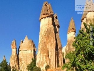 1 Day 1 Night Cappadocia Tours from Istanbul