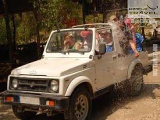 Daily Jeep Safari Tour Antalya