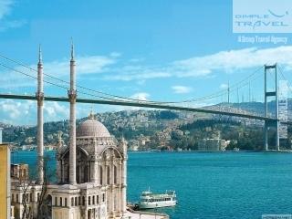 Full Day Bosphorus Cruise Tour