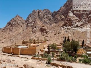 St.Catherine & Cairo