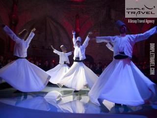 Whirling Dervishes & Sufi Music Concert
